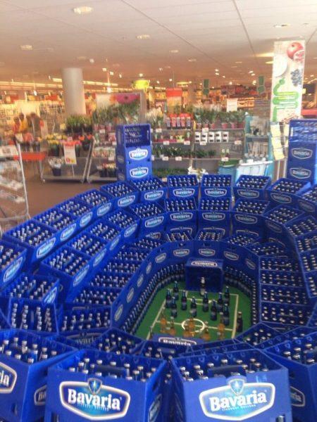 15 mẫu quảng cáo siêu ấn tượng trong siêu thị