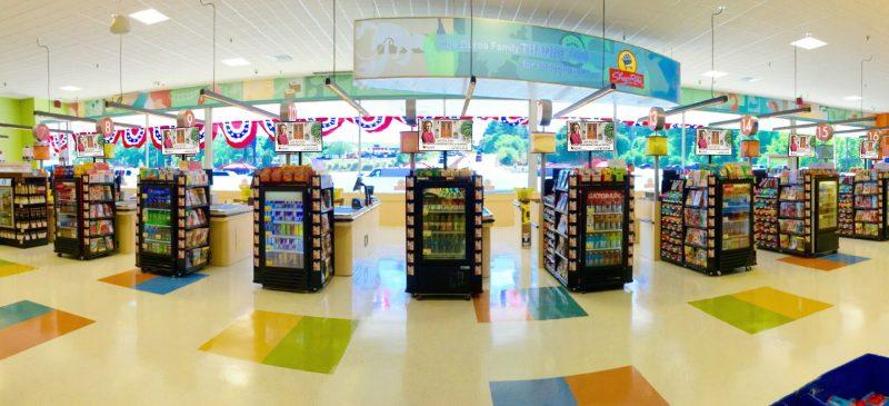 Quảng cáo tại siêu thị: Xu hướng phù hợp đến bất ngờ tại Việt Nam