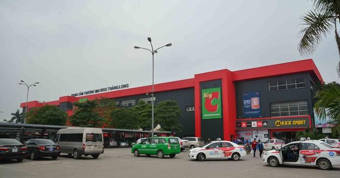 Hiệu quả như quảng cáo tại chuỗi các siêu thị Big C Hà Nội
