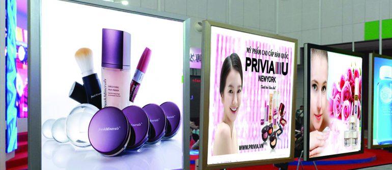 Top 7 nhãn hàng phù hợp nhất để triển khai quảng cáo trong siêu thị