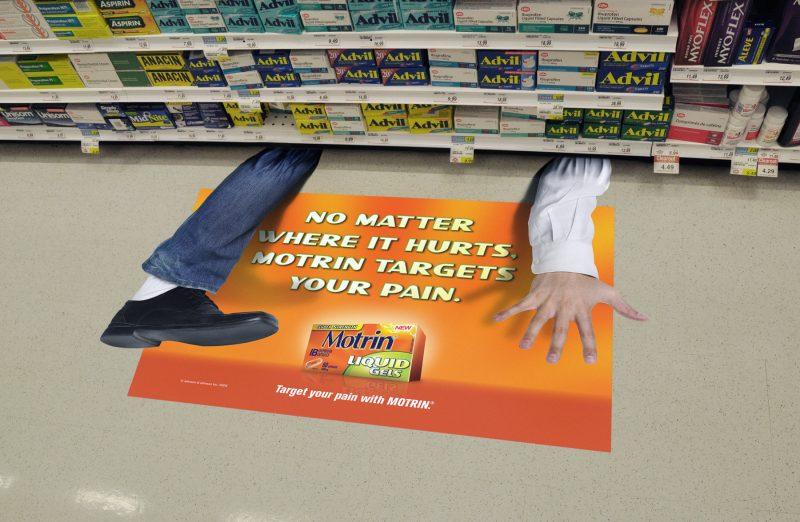 """Cách thức để quảng cáo tại siêu thị """"ghi điểm"""" với nhà đầu tư"""