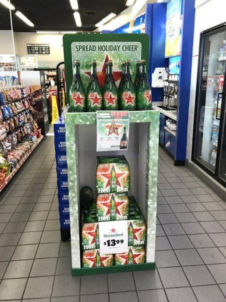 Quảng cáo tại siêu thị: Đẩy nhanh tỉ lệ thành công vào mùa lễ hội