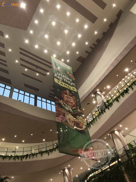 Quảng cáo tại Aeon Mall Hà Nội