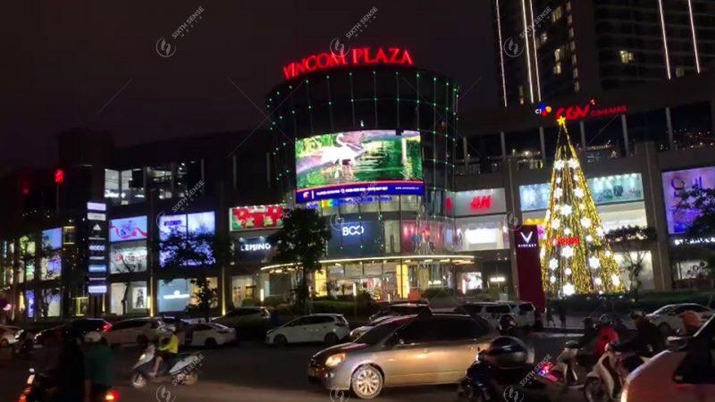 Quảng cáo tại Vincom Đà Nẵng